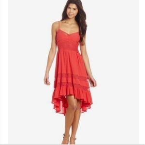 Roxy beautiful high low dress